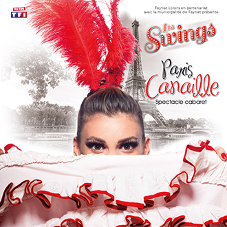 BILLETTERIE LES SWINGS SPECTACLE CABARET FEYTIAT